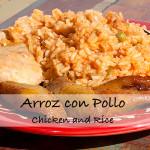 arroz con pollo link