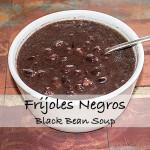 frijoles negros link