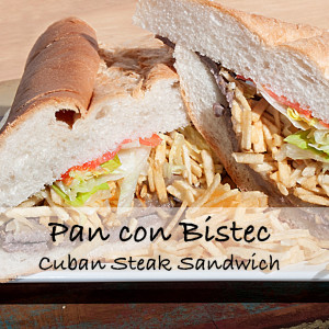 pan con bisteclink