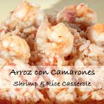 arroz con camarones link